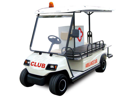 CLUB ELECTRIC AMBULANCE #350