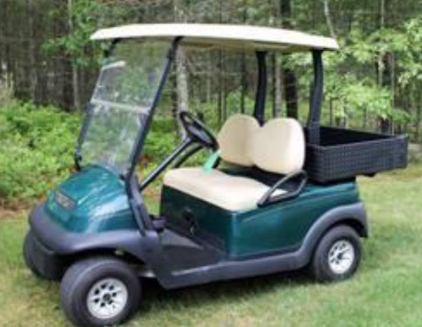 Rental Golf Carts in Florida Utility 2-Passenger