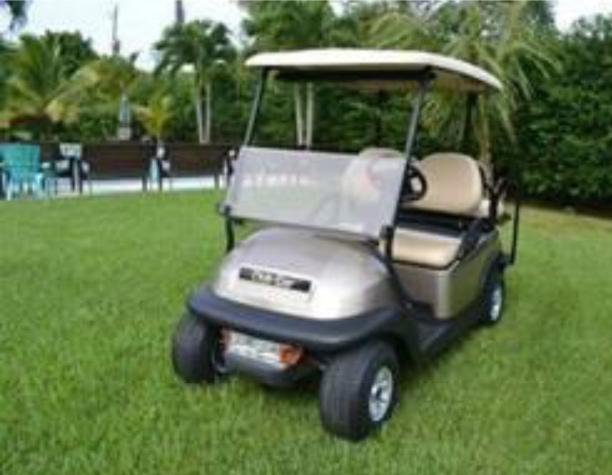 Rental Golf Carts in Florida 4-Passenger
