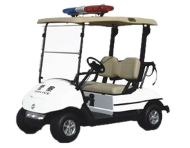 Rental Golf Carts in Florida Security Vehicle