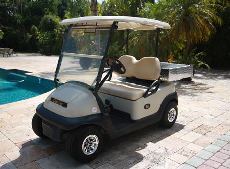 C227 golf cart