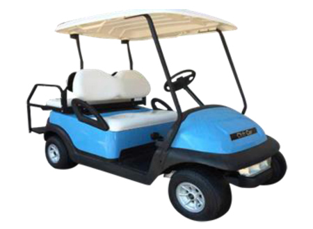 CLUB CAR LIGHT BLUE 139