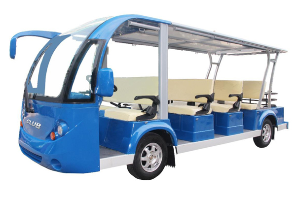 Carrier 11 golf cart