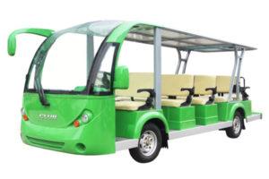 Carrier 14 golf cart