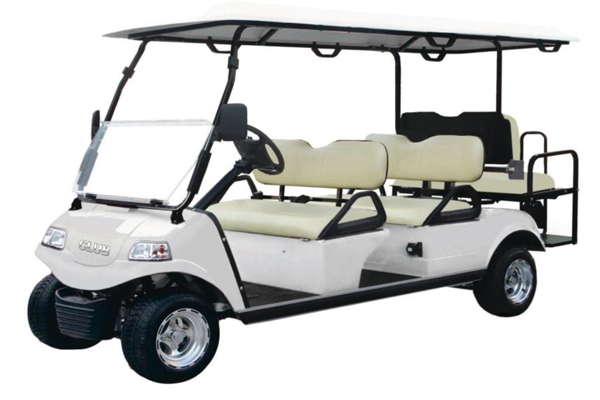 Carrier 6 Golf Cart
