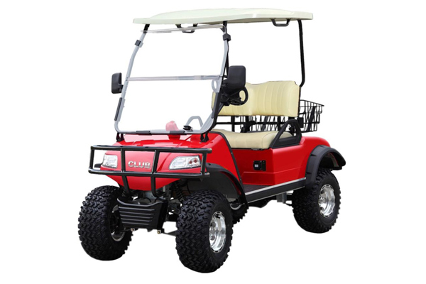 Forester 2 golf cart