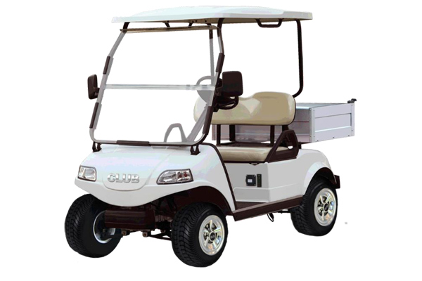 Turfman 200 golf cart