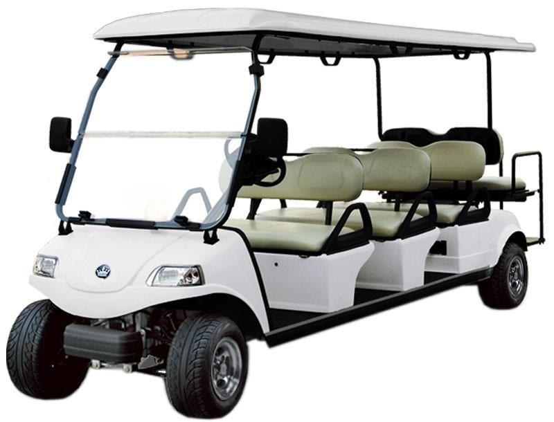 Club Carrier 8 Golf Cart