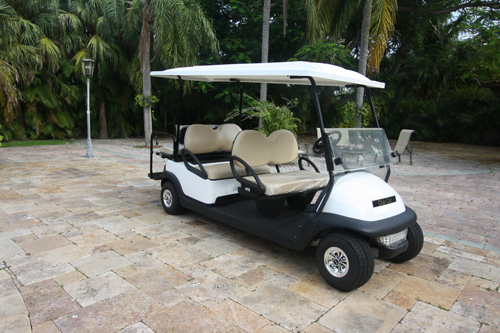 Club Car Precedent 6 Passenger - SKU #651