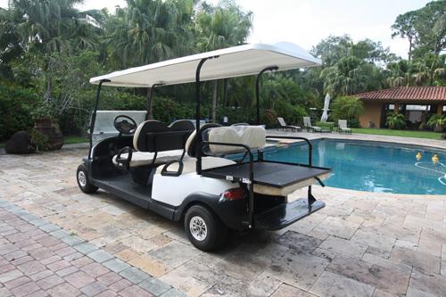 Club Car Precedent 6 Passenger - SKU #651
