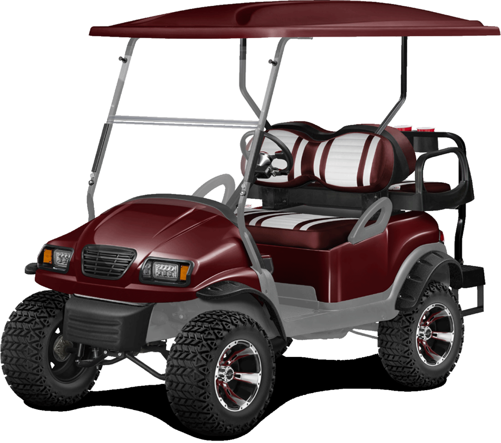 Customized Golf Carts
