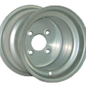 40564 8X7 375 Silver steel Wheel