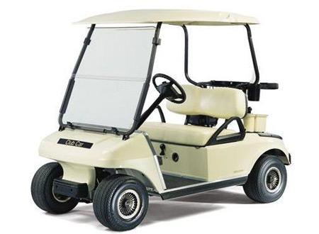 Club Car DS $2,550 #D25