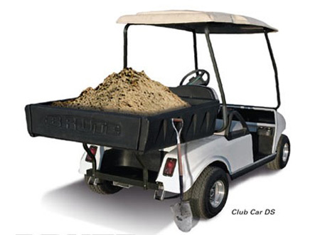 Club DS with Heavy Duty Cargo Box $ 3.950.00 # D27