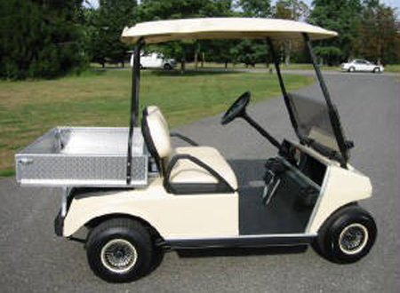 Club Car DS with cargo box $3,800