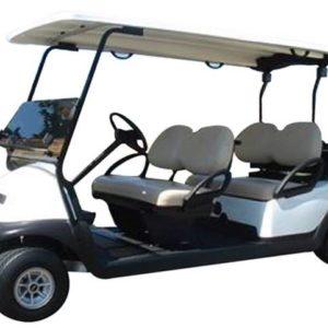 Golf cart 4-6 passenger stretch kit