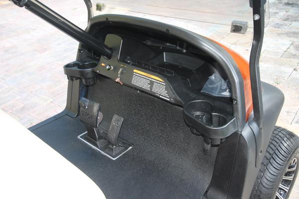 Club Car Precedent 4 Passenger - SKU #459