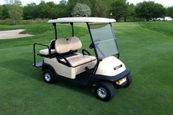 2018 CLUB CAR PRECEDENT EFI Gasoline $6,850.00 #421