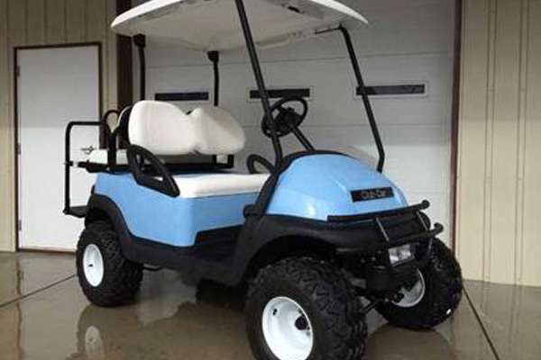 2018 CLUB CAR PRECEDENT EFI Gasoline $7,990.00 #421L
