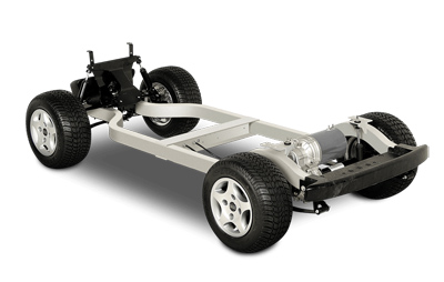 Club Car Precedent 48 volt Golf Cart aluminum frame