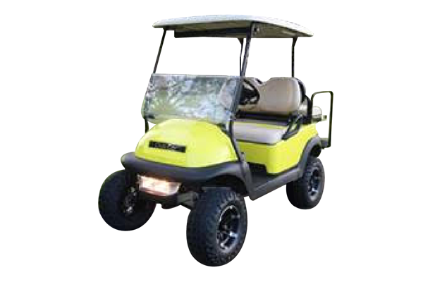 Club Car Precedent 48 volt Golf Cart #L455