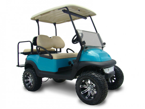 CLUB CAR LIMITED EDITION $5,450 #455