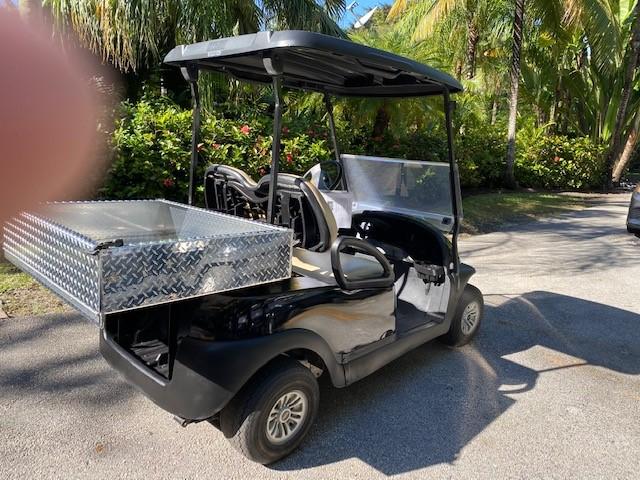 Club Car with Fixed Aluminum Cargo Box SKU #C222