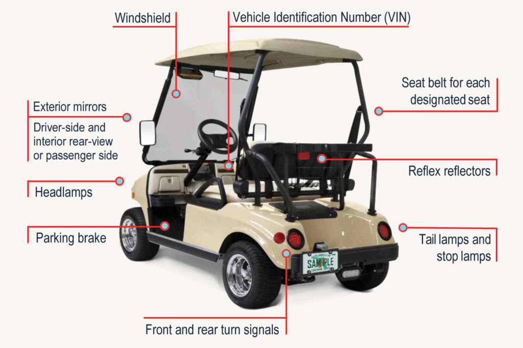 Guide To Owning Low Speed Vehicles Miami Golf Carts New