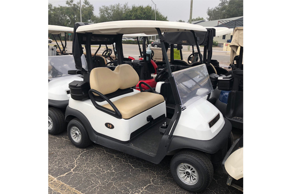 2017 CLUB CAR 2 SEATER #226
