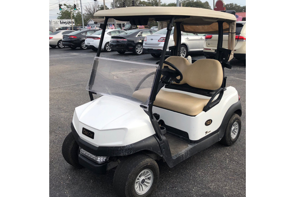 2019 Club Car Tempo 2 Seater  #493
