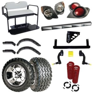 Yamaha G29/Drive One Box One Car All-In-One Lifted Kit (Years 2007-2016)