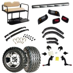 E-Z-GO TXT One Box One Car All-In-One Lifted Kit (Years 2001.5-2013)