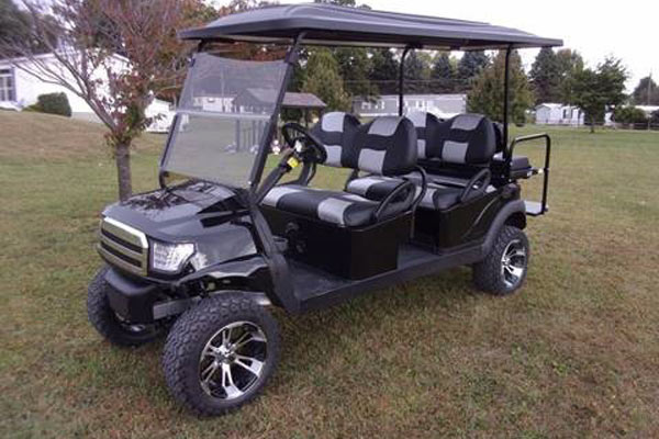 CLUB CAR ALPHA BODY
