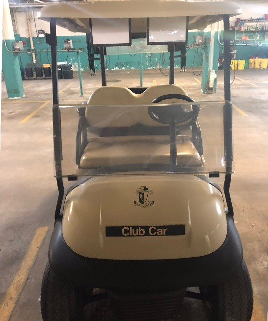 2011 Club Car Precedent (Beige)