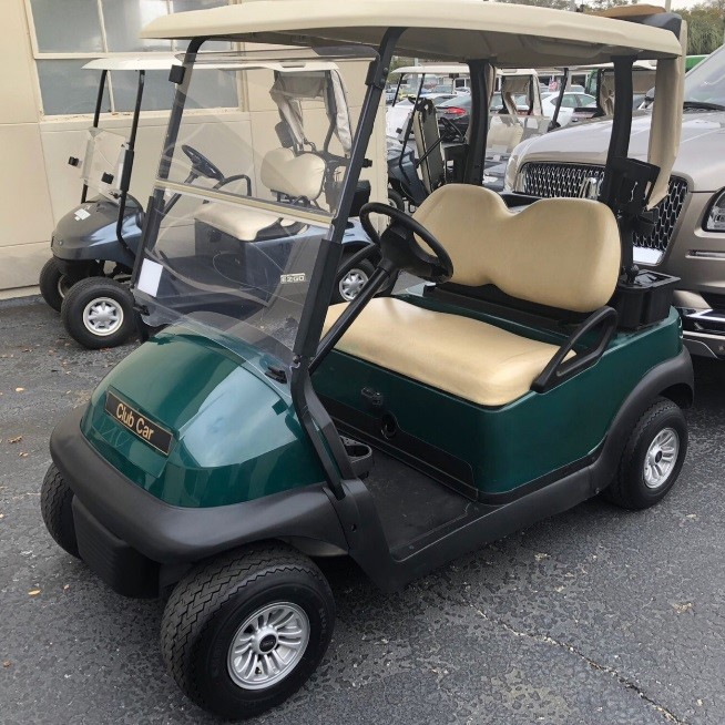 2016 Club Car Precedent (Green): Speed Code Included - Good Condition - $3450