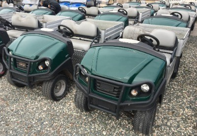 Quantity 10 - 2016 Carryall 500 Gas