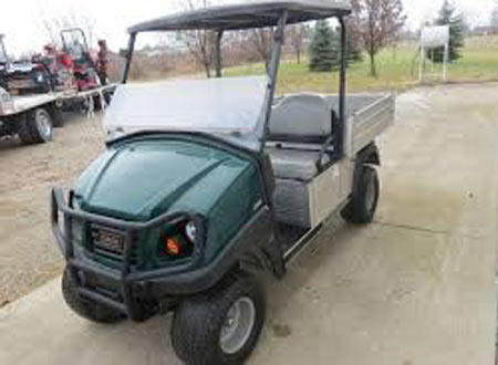 CLUB CAR Carryall 500 2015 GAS