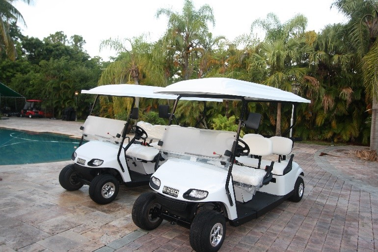 ST Vincent and the Grenadines golf cart testimonial
