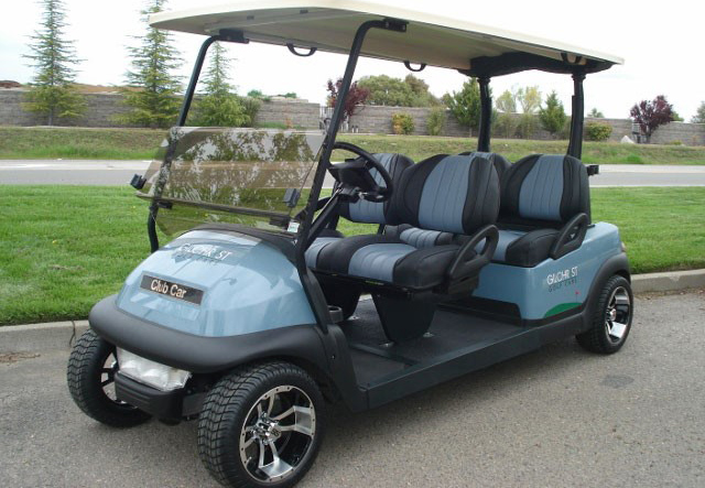 Club car 4 seater Golf cart #A463