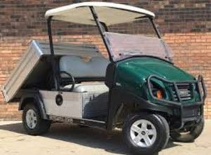 2016 CLUB CAR Carryall 500 48v electric #300 $5,990