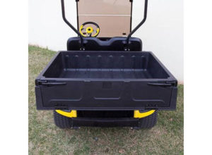 Club Car 48V w/Thermo plastic Cargo Box # T222