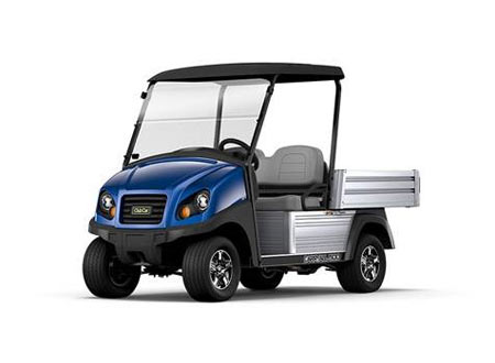 Club Car Carryall 500 48 V W/Electric Dump Bed # U252