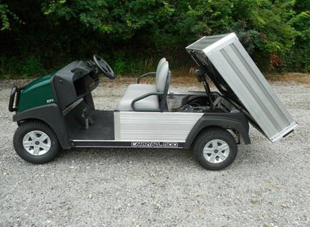 Club Car Carryall 500 GAS W/Electric Dump Bed U251