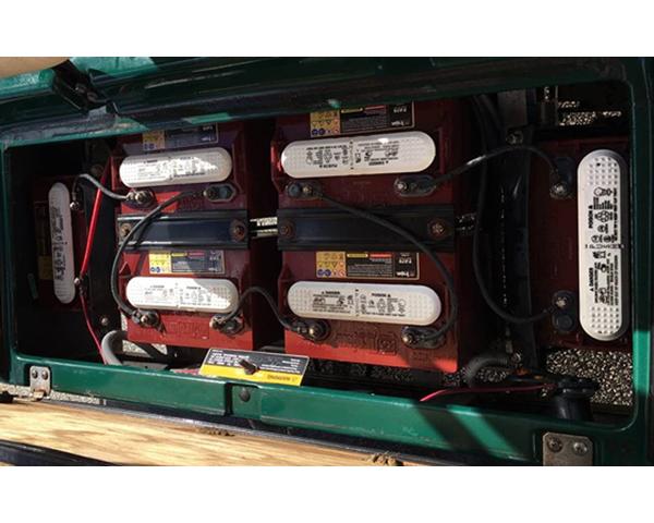 Club Car DSE battery