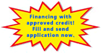 Miami golf cart financing available with approved credit