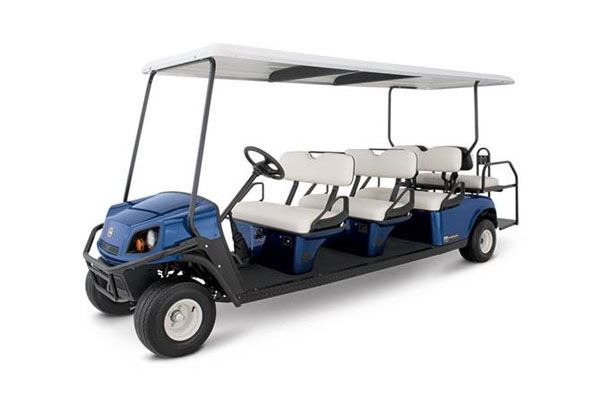 CUSHMAN SHUTTLE 8 GAS