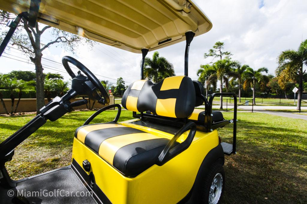 Club Car Precedent 4 Passenger – SKU 465 seat