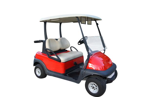 Club Car Precedent 2 Seat red