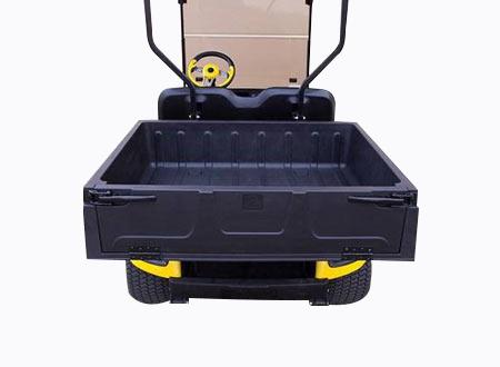 Club Car 48V w/Thermo plastic Cargo Box # T222
