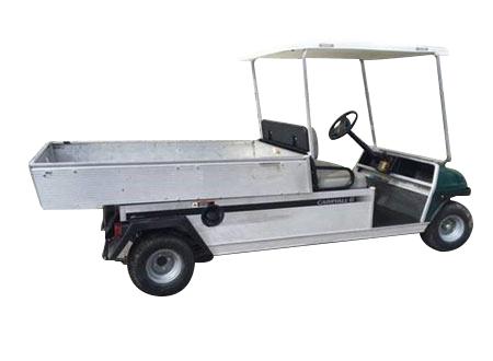 Club Car Carryall 500 GAS W/Electric Dump Bed #U253